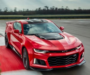 Chevy Camaro ZL1 Horsepower and Price Get Official