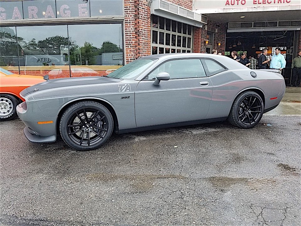 Dodge Finally Bringing the Challenger T/A to Market
