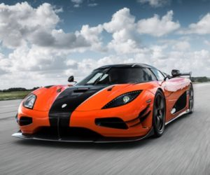 Koenigsegg Agera XS is a Custom Exotic Masterpiece
