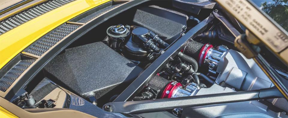 Underground Racing Audi R Does Second Quarter Mile Octane - Audi r8 quarter mile