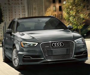 Audi's New Suspension Captures Motion to Make Electricity