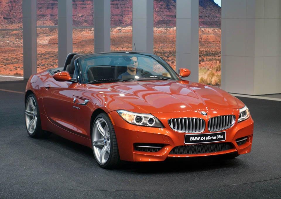 BMW Z4 Production Ends as BMWToyota Sports Car Draws Near  95 Octane