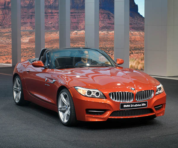 BMW Z4 Production Ends as BMW/Toyota Sports Car Draws Near