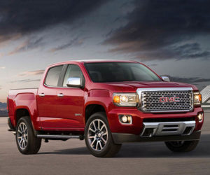 2017 GMC Canyon Gets Denali and All Terrain X Models