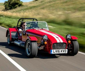 Caterham Seven 310: Lucky Number Seven