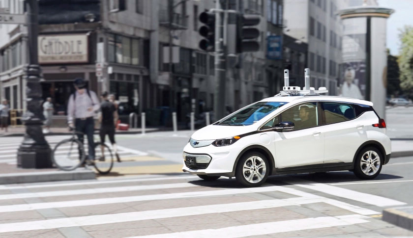 Cruise Automation Tests Self-Driving Chevy Bolts in Arizona