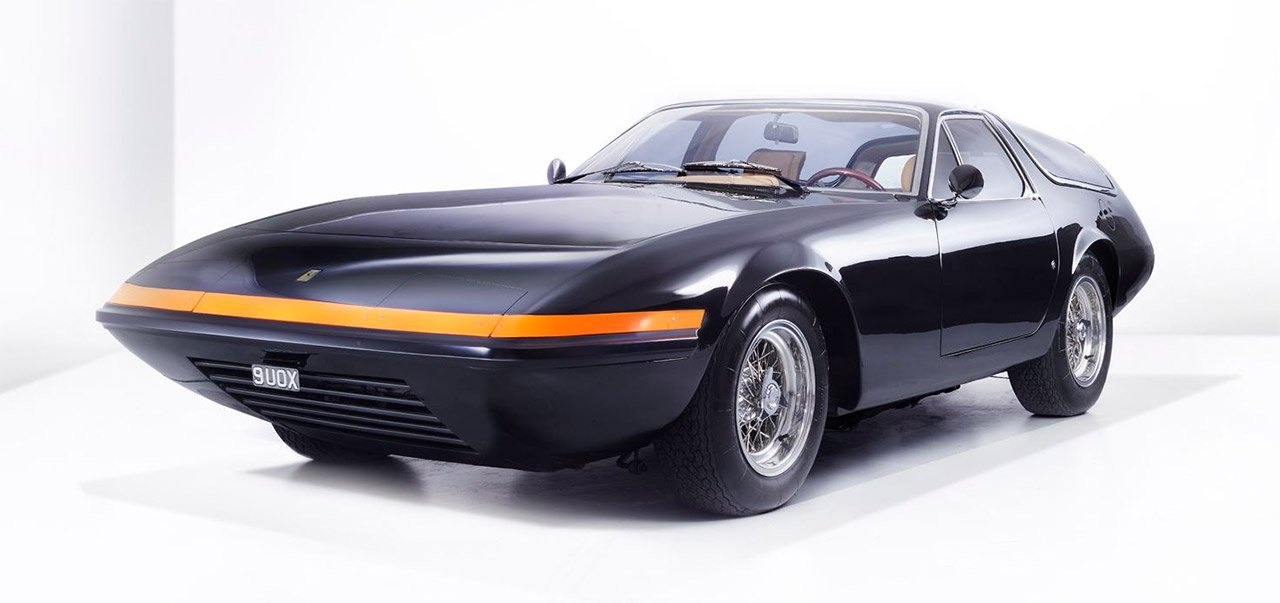 Awesomely Ugly Ferrari Daytona Shooting Brake for Sale