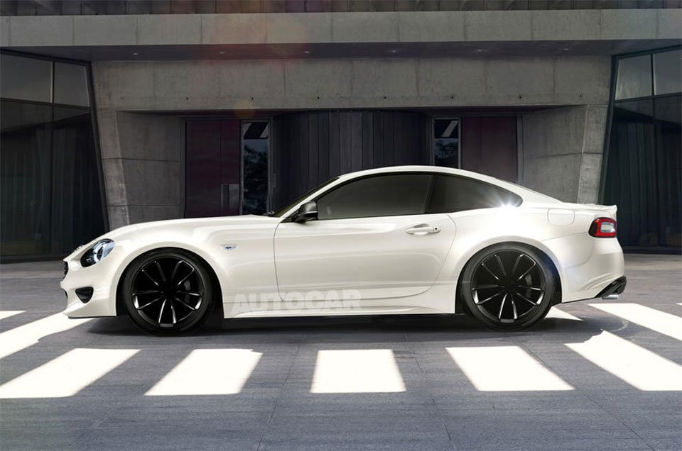 Fiat 124 Spider Coupe May Land Next Year! HUZAAAH!