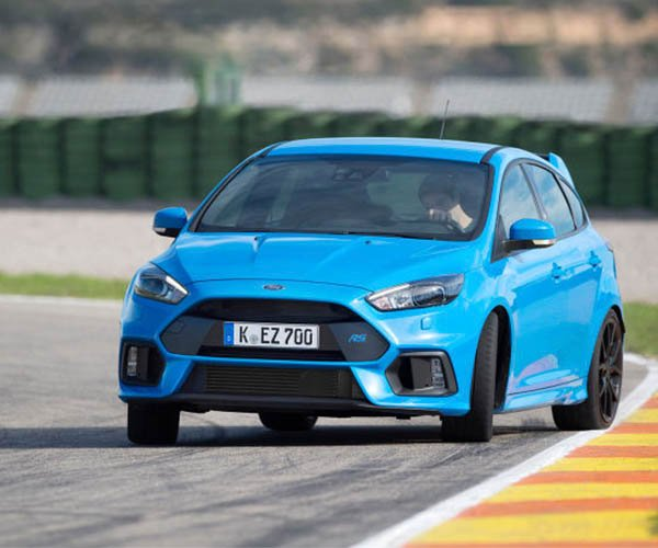 Ford RS Adrenaline Academy to Teach Focus RS Drivers on Track
