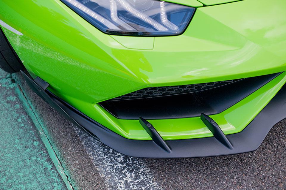 Lamborghini Huracan After-sales Aero Goodies are Dead Sexy