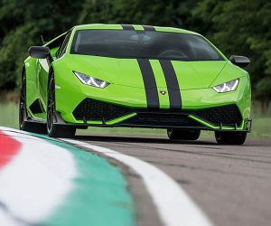 Lamborghini Huracan After-sales Aero Goodies are Dead Sexy