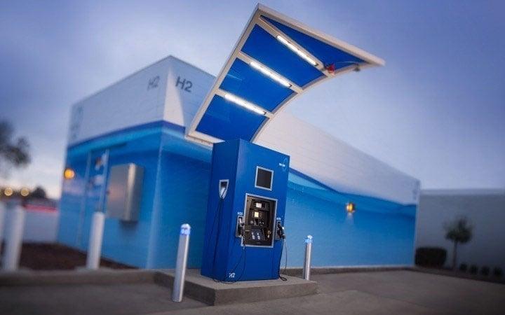 Over a Million Hydrogen Miles Driven in California