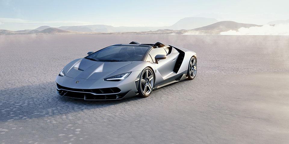 Lamborghini Centenario Roadster Debuts, Already Sold Out