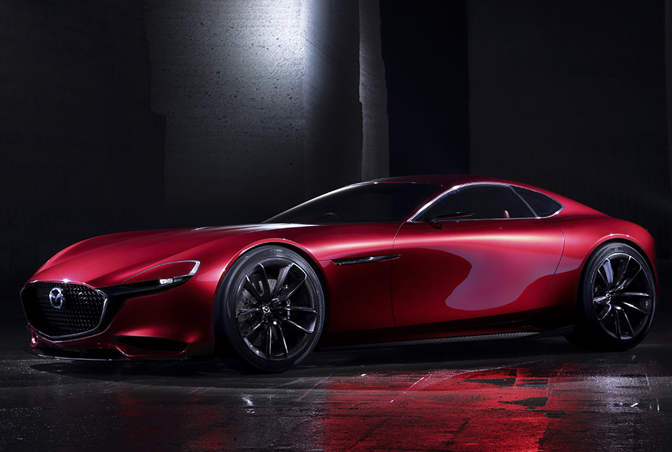 Mazda RX-9 Rotates Its Wankel for 2020 Launch