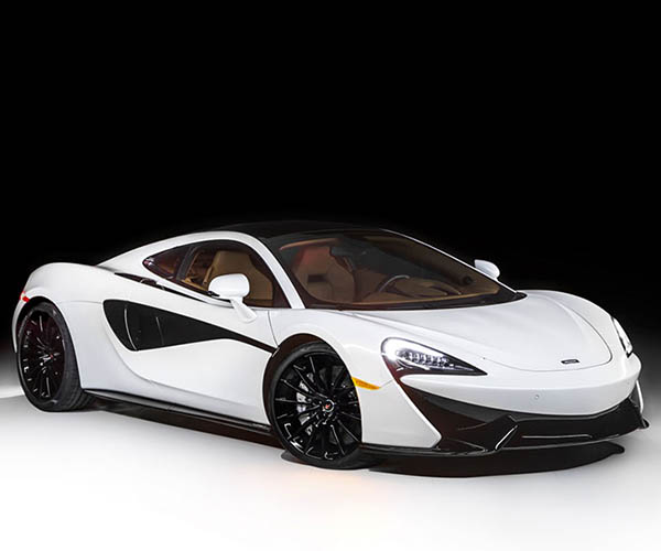 McLaren 570GT by MSO Concept Heads to Pebble Beach