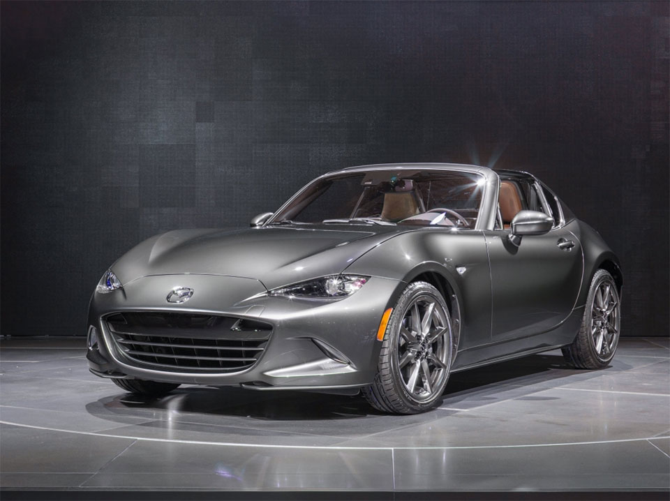 Just 1000 Buyers to Get Mazda MX-5 RF Launch Edition