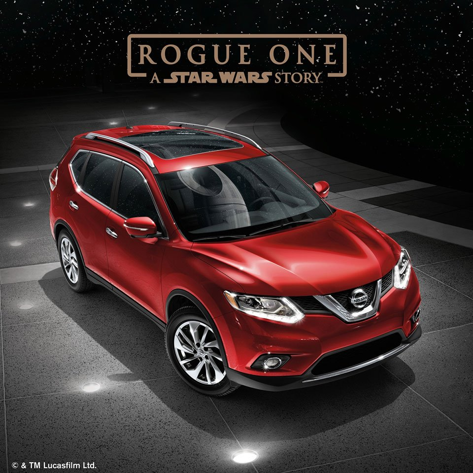 Nissan and Lucasfilm Tie up for Rogue One: A Star Wars Story