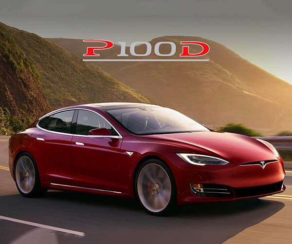 Tesla Model S P100D Does 0 to 60 in 2.5 Seconds