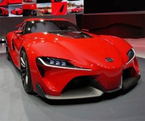 Toyota & BMW's Collab Likely to Go with Supra Name
