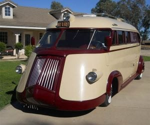 Brooks Stevens 1941 Western Flyer RV is the Coolest Camper