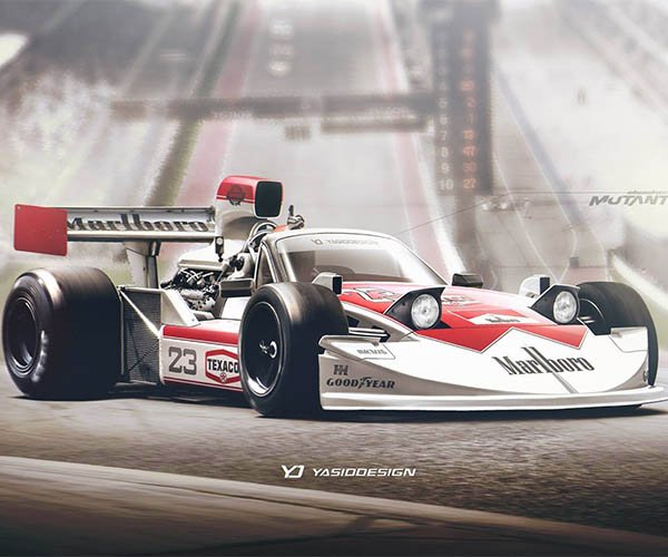 Mazda Miata and F1 Mashup Results in Ultimate Track Day Car