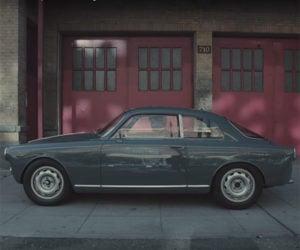 This Alfa Giulietta Sprint Is a Cannon Blast to Drive