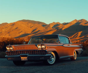 Living Out a Classic Car Dream in Palm Springs
