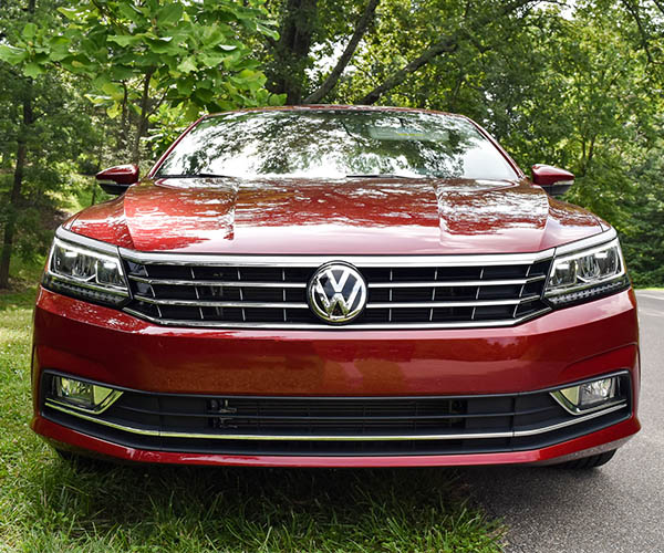 Review: 2016 Volkswagen Passat SE