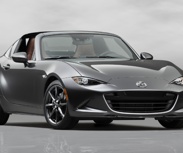 2017 Mazda MX-5 RF Launch Edition Price Announced