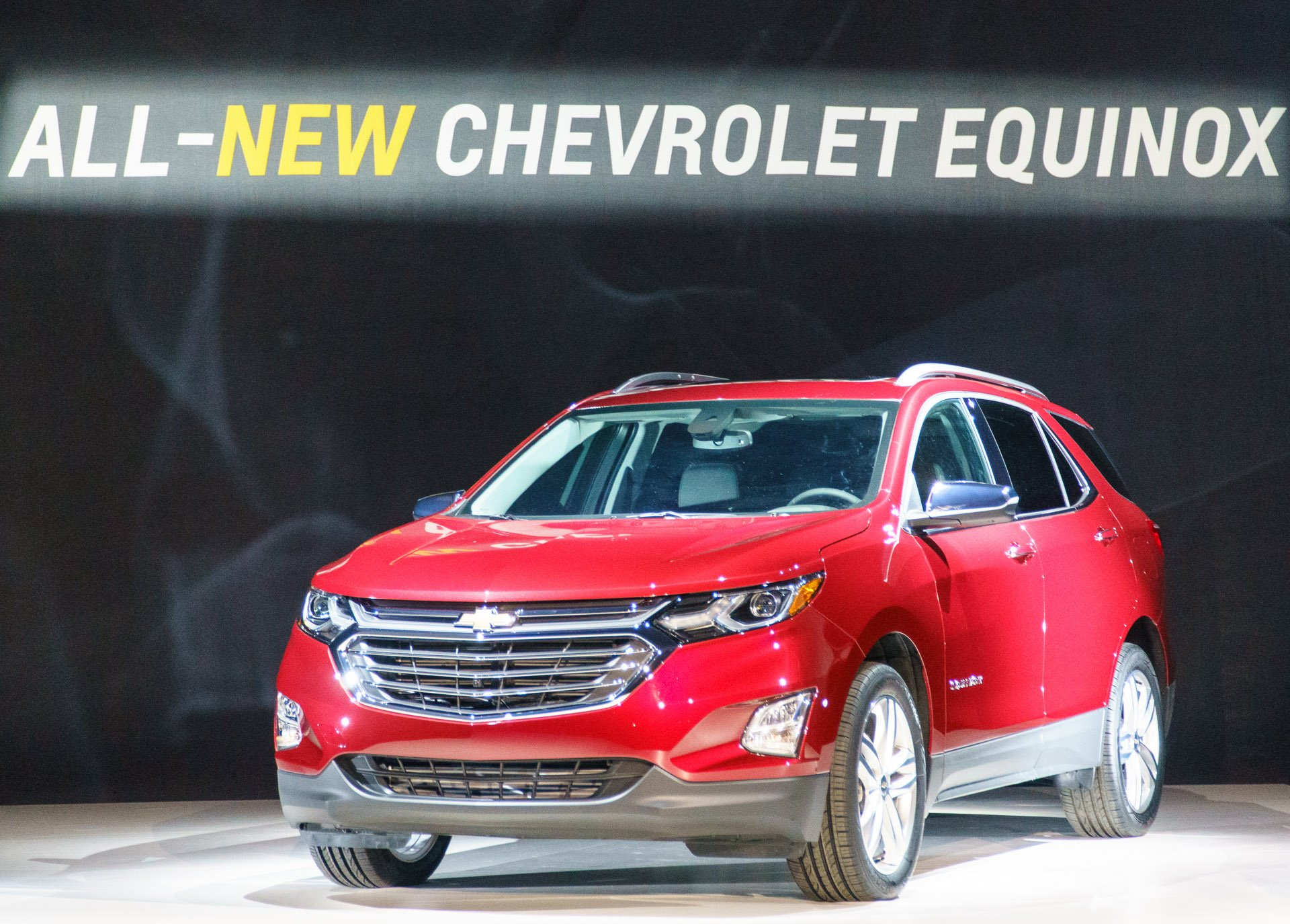 2018 Chevrolet Equinox on chevy equinox