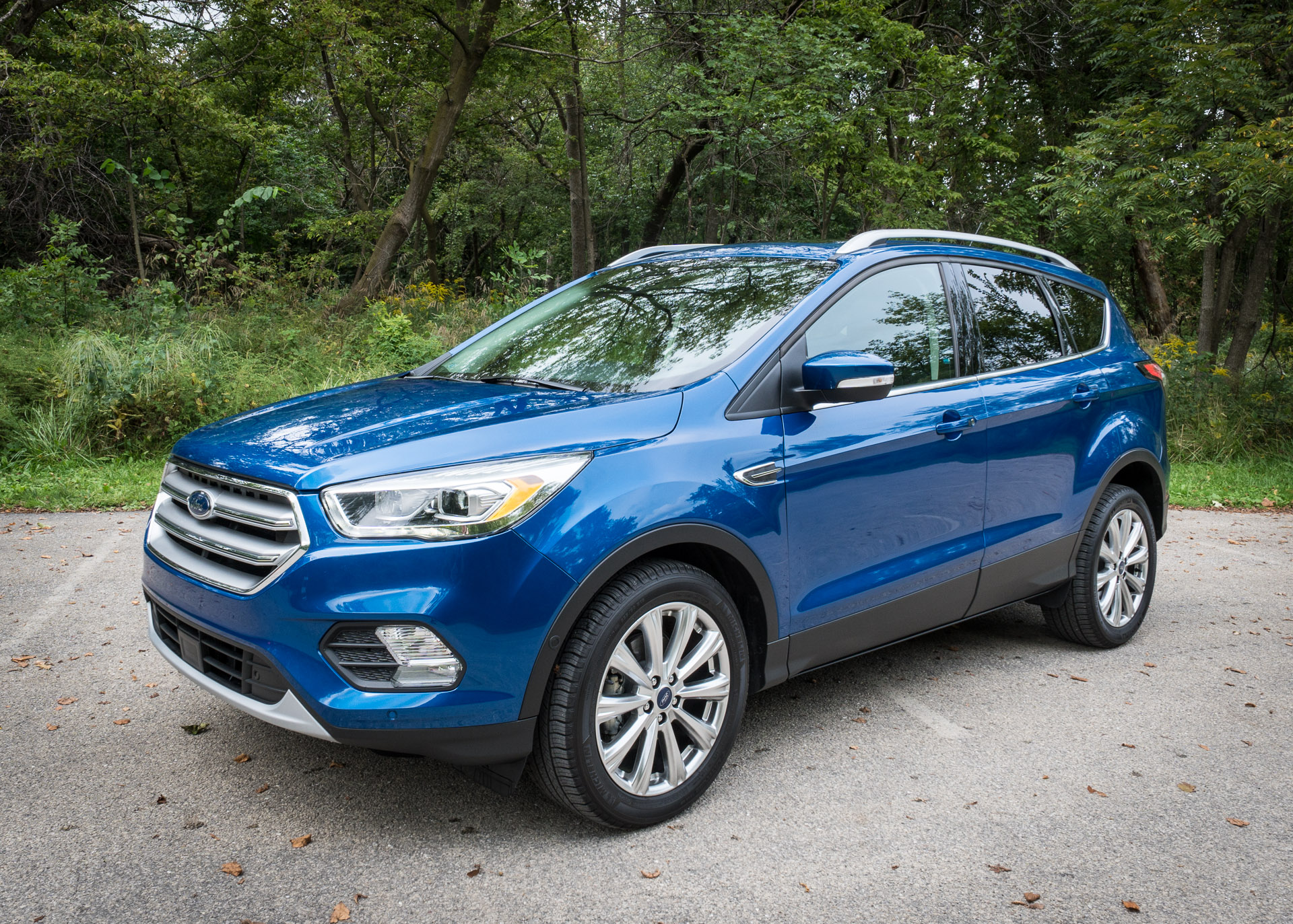 Review: 2017 Ford Escape Titanium