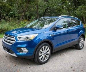 Review: 2017 Ford Escape Titanium