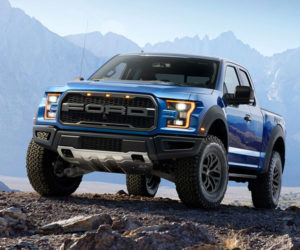 F-150 Raptor Specs Gets Official, Really Has 510 lb-ft. of Torque!