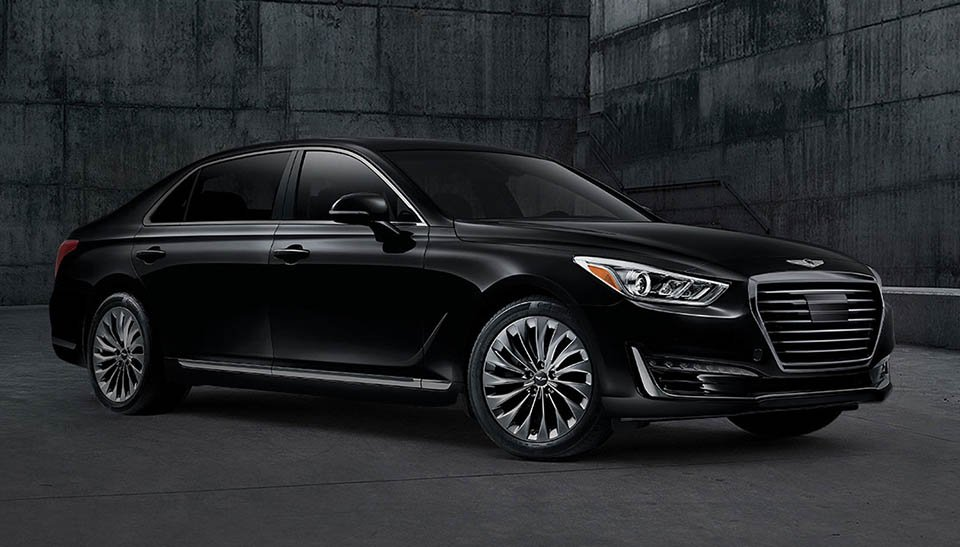 2017 genesis g90 prices announced 95 octane. Black Bedroom Furniture Sets. Home Design Ideas