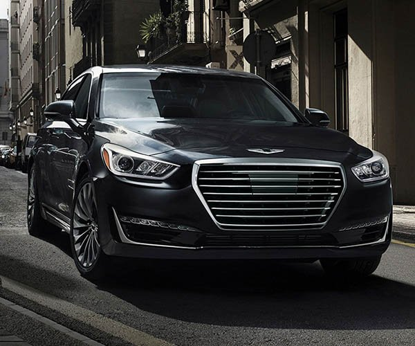 2017 Genesis G90 Prices Announced