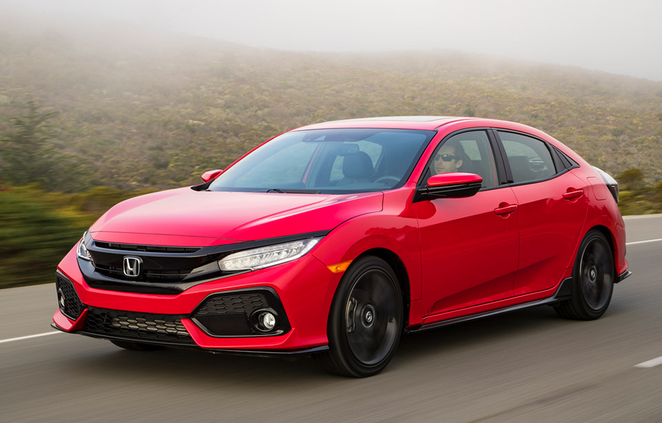 2017 Honda Civic Hatchback: The Price Is Right