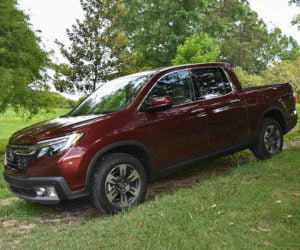 Review: 2017 Honda Ridgeline