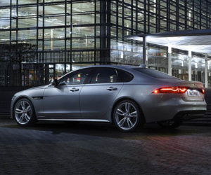 2017 Jaguar XF Brings Diesel Efficiency to the US