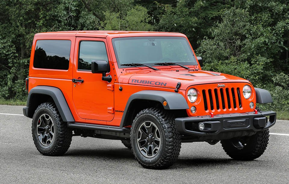 Jeep Wrangler Colors >> 2017 Jeep Wrangler Gets New Options And Colors