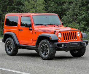 2017 Jeep Wrangler Gets New Options and Colors