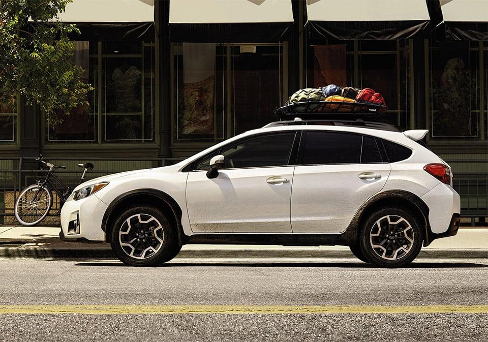 2017 Subaru Crosstrek Gets Special Edition, Modest Price ...