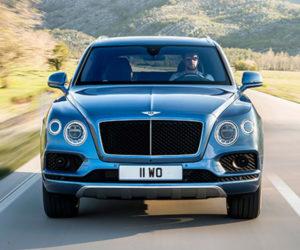 Bentley Bentayga Diesel Is All About the Torque