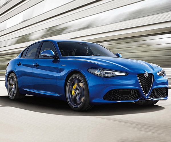 Alfa Romeo Giulia Veloce Isn't for Americans