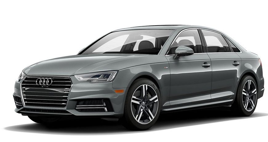 2017 Audi A4 to Get a 6-Speed Manual Option