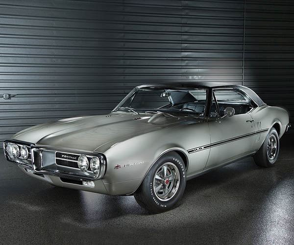First Two Pontiac Firebirds Set to Take Flight at Auction