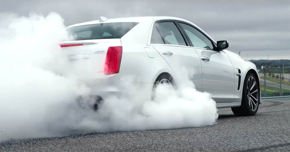 Cadillac V-Performance Academy Teaches V-spec Buyers to Drive