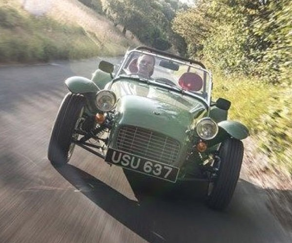 Caterham Seven Spirit is a '60s Seven That Never Happened