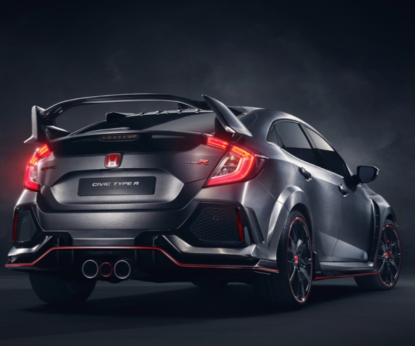 Civic Type R Prototype Is the Best Thing Ever Out of Honda