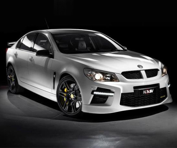 Fastest Holden HSV Ever to be Called the GTS-R W1