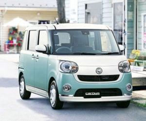 Daihatsu Canbus is One Adorable Minivan